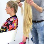 Príčesky- syntetické a ľudské vlasy