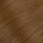 Ľudské vlasy jasná hnedá