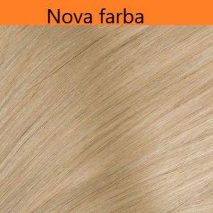 Vrkoč Ľudské vlasy. Dĺžka: 50 cm Váha: 80 g Prírodný blond.24