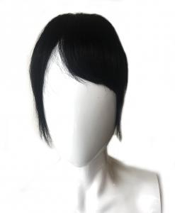 Ofina 100% Ľudské vlasy Čierne 1