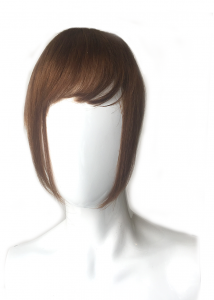 Ofina 100% Ľudské vlasy Koňakové