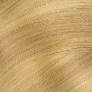 Vrkoč Ľudské vlasy Dĺžka 50 cm Váha 80 g Boleyage jasný blond 24.27