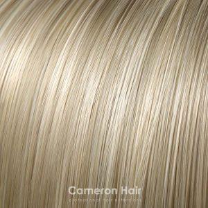 Vrkoč na štipcoch syntetický Stredný blond a platinový blond 24,613