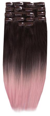 clip-in T6.333Ružový blond