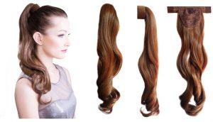 Vrkoč Ľudské vlasy
