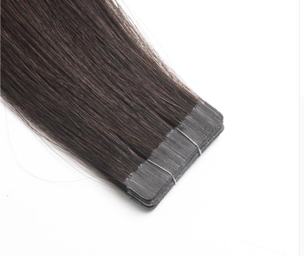 Tape-in vlasy 48cm.Čierne – Cameronhair d558f16ff66