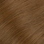 Flip In 100% prírodné vlasy 6 Zlatá svetlohnedá