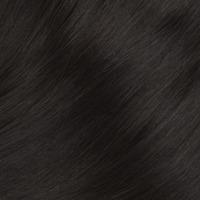 Flip In 100% prírodné vlasy. Tmavo hnede 1 B.