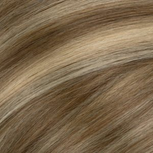 Flip In 100% prírodné vlasy.6134 Latte