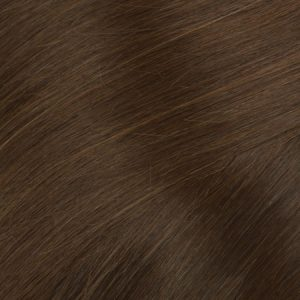 Flip In 100% prírodné vlasy. Koňakové 4
