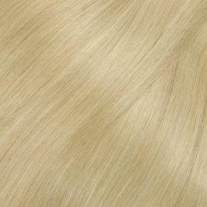 Flip In-Clip In 100% ľudské vlasy. Jasny blond.