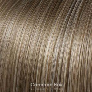 Flip in umele vlasy. Čokoládová blond.