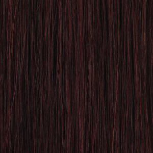 Flip in vlasy umele.110118 Tmavá vínová
