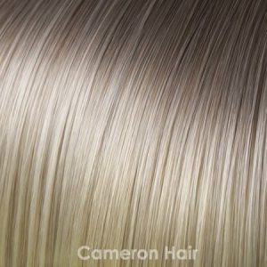 Flip in vlasy umele.T12 613 Ombre Svetlo hnedá platinový blond.