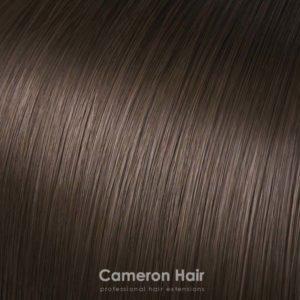 Parochňa polovičná - kučeravé vlasy .8 stredne hnedá