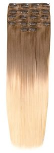 T12 613 Ombre svetlo hnedá - platinová blond