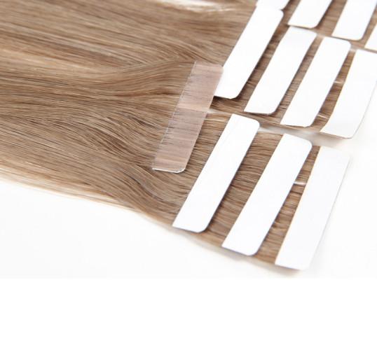 Tape-in ľudské vlasy na páske