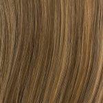 Vrkoč syntetiký vlasy 53 cm. Chocolate Blonde