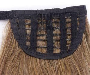 Vrkoče syntetické vlasy 53 cm. (2)