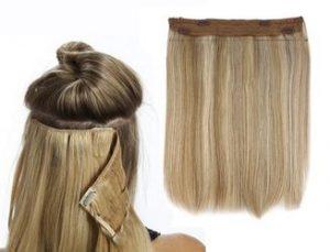 Flip In-Clip in 100% ľudské vlasy
