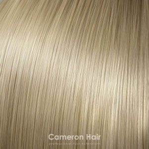 Vrkoč na štipcoch 35 cm. 613c / 86/18 Zlaty blond