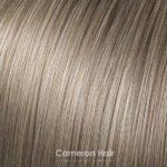 Vrkoč na štipcoch 35 cm. 86/613/16 / 12c stredny blond s chladnými tónmi