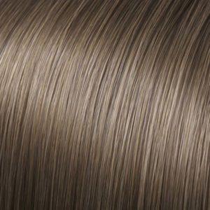 Vrkoč na štipcoch 35 cm. M27 / m6P / 6 prírodná svetlo hnedá