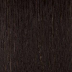Vrkoč syntetické vlasy 60 cm. Farba A6