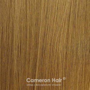 Vrkoče syntetické vlasy 53 cm. 26 Blond medový stredný