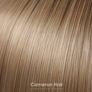 Vrkoče syntetické vlasy 53 cm. 261827 Stredný blond z teplým tónom.