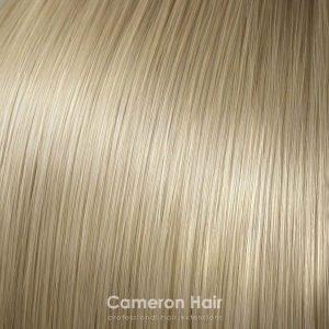 Vrkoče syntetické vlasy 53 cm. 613C8618 Zlaty blond