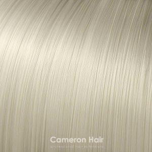 Vrkoče syntetické vlasy 53 cm.Blond 60