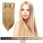 Clip in vlasy syntetické
