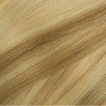 CClip in 3 Pásmové, Bezšvové 40G Ľudské vlasy 6138 Karamel