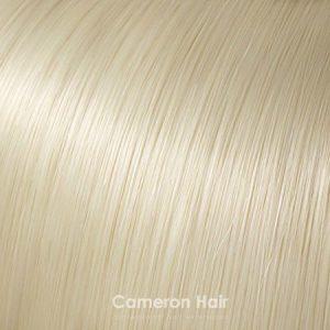 Vrkoč syntetické vlasy 60 cm. 613 platanový blond