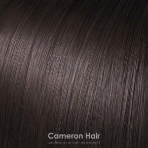 Parochňa polovičná – kučeravé vlasy.6 Horká čokoláda