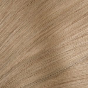 Clip in -50 cm, 3 Pásmové, Bezšvové 60G Ľudské vlasy 18 blond