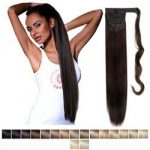 Vrkoče Ľudské vlasy 60 cm.90 g.