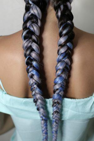 Vrkoče do vlasov OMBRE