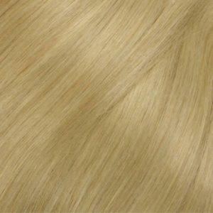 Vrkoč Ľudské vlasy .Dĺžka 60 cm Váha 90 g. Prírodný blond.22