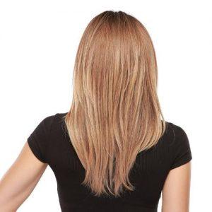 Parochňa model Syntetické vlasy -BLOND LC259-5