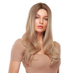 Parochňa model Syntetické vlasy -BLOND LC277-3