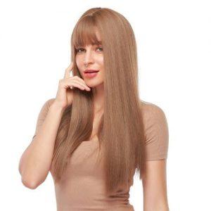 Parochňa model Syntetické vlasy -BLOND LC308-1