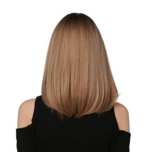 Parochňa model Syntetické vlasy -BLOND LC6082