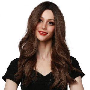 Parochňa model Syntetické vlasy -LC6006