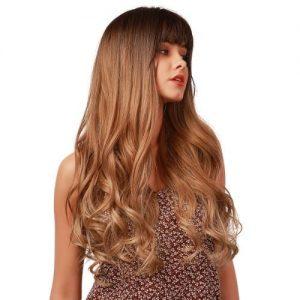 Parochňa model Syntetické vlasy - LC6041