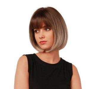 Parochňa model Syntetické vlasy -OMBRE BLOND LC6028