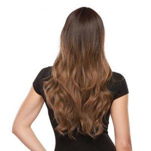 Parochňa model Syntetické vlasy -OMBRE LC256-2