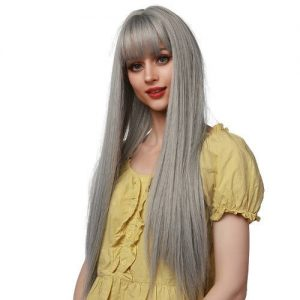 Parochňa model Syntetické vlasy YWLH-LC361
