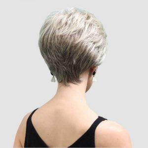 Parochne z pravých ľudských vlasov BLOND WM3025D